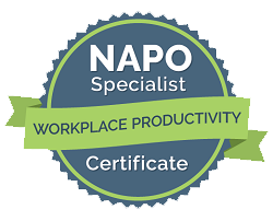 NAPO Specialist Workplace Productivity Certificate