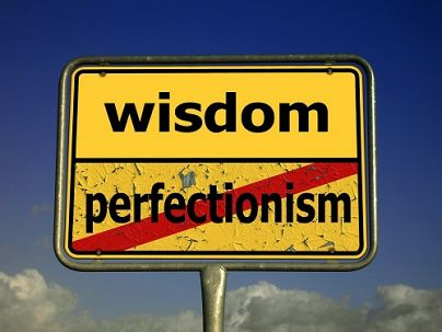 Wisdom instead of perfection